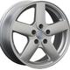 Диски Ford FD86 silver | RU-SHINA.ru