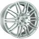 Диски Audi A40 silver   RU-SHINA.ru